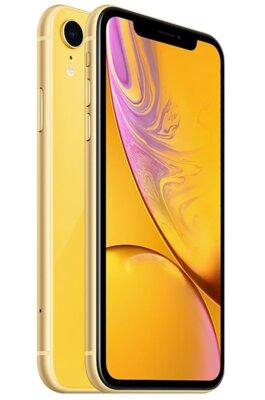 Смартфон Apple iPhone Xr 64GB Yellow 3