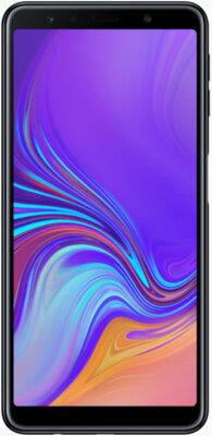 Смартфон Samsung Galaxy A7 (2018) SM-A750F Black 1