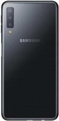 Смартфон Samsung Galaxy A7 (2018) SM-A750F Black 2