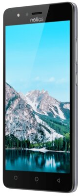 Смартфон TP-Link Neffos C5S Grey 3