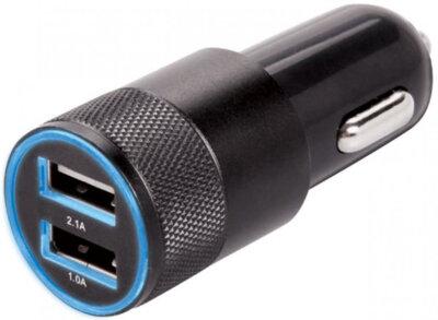 Автомобильное зарядное устройство EasyLink EL-140 black 1