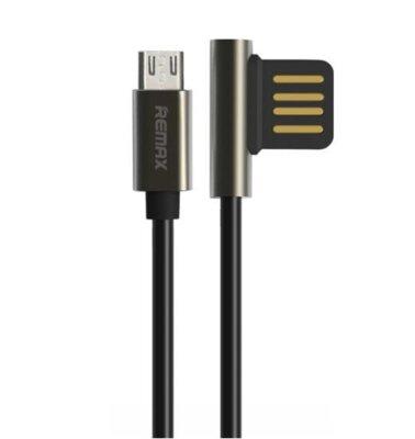 USB Кабель Remax Emperor RC-054m MicroUSB Black 1m 1