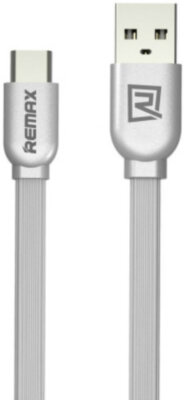 USB Кабель Remax RC-047a Type-C Silver RC-047a 1
