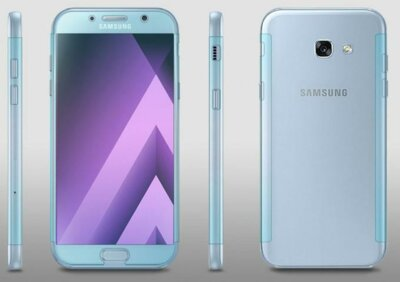 Захисна плівка Ringke Full Cover для Samsung Galaxy A5 (2017) А520 2