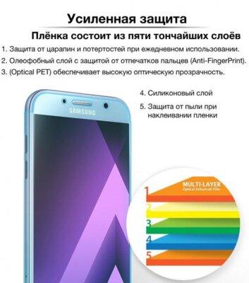 Защитная пленка Ringke Full Cover для Samsung Galaxy A7 (2017) А720 3
