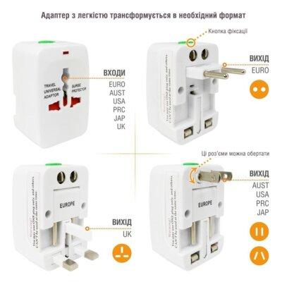 Сетевой адаптер Piko TA-003 2