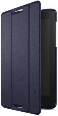 Чохол для планшета Lenovo А3500 A7-50 Folio Case and Film Dark Blue 2