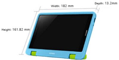 Набiр Huawei Kids Kit для MediaPad T3 7 5