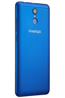 Смартфон Prestigio MultiPhone Muze E7 LTE 7512 Duo Blue 5