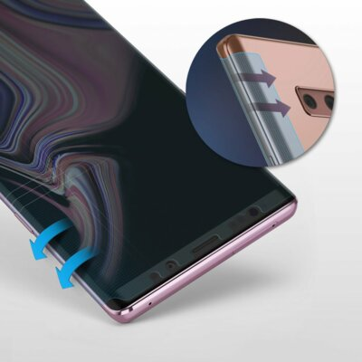 Захисна плівка Ringke Full Cover для Samsung Galaxy Note 9 N960 3