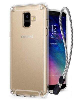 Чохол Ringke Fusion Clear для Samsung Galaxy A6 A600 1