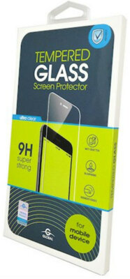 Захисне скло Global TG Full Cover для Samsung Galaxy J8 2018 J810 Black 2