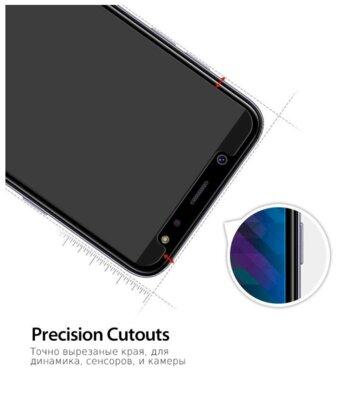 Защитное стекло Ringke Premium Tempered Glass для Samsung Galaxy A6+ A605 4