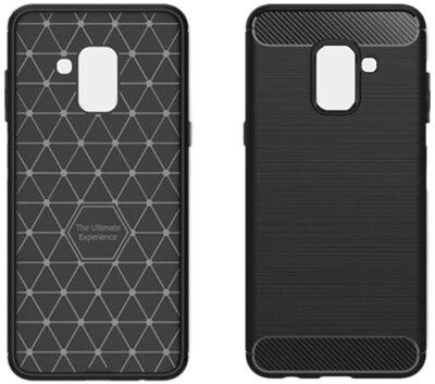 Чехол GlobalCase Leo для Samsung Galaxy A8+ 2018 A730 Black 1
