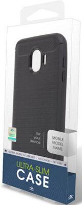 Чохол GlobalCase Leo для Samsung Galaxy J4 J400 Black 5
