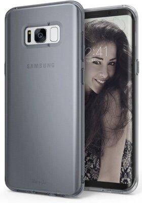 Чохол Ringke AIR Smoke Black для Samsung Galaxy S8+ G955 1