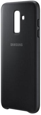 Чехол Samsung Dual Layer Cover для Galaxy J8 2018 J810 Black 6