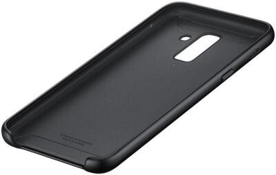 Чехол Samsung Dual Layer Cover для Galaxy J8 2018 J810 Black 7