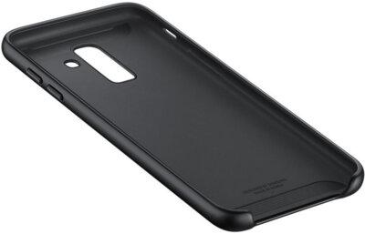 Чехол Samsung Dual Layer Cover для Galaxy J8 2018 J810 Black 8