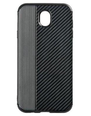 Чохол iPaky Carbon Thin Seria для Samsung Galaxy A6+ A605 Black 1