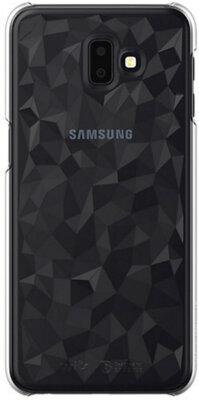 Чохол Wits Clear Hard Case Transparent для Galaxy J6+ J610 1