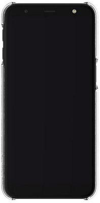Чохол Wits Clear Hard Case Transparent для Galaxy J6+ J610 2