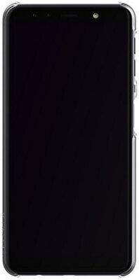 Чехол Wits Clear Hard Case для Galaxy A7 (2018) A750 Transparent 3