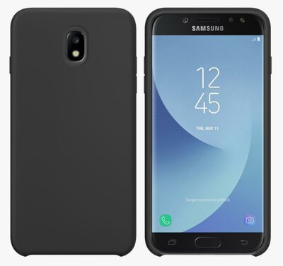 Чохол Intaleo Velvet для Samsung Galaxy J5 (2017) J530 Black 1