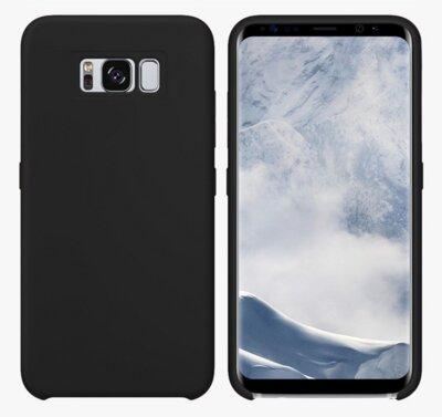 Чохол Intaleo Velvet для Samsung Galaxy S8 G950 Black 1