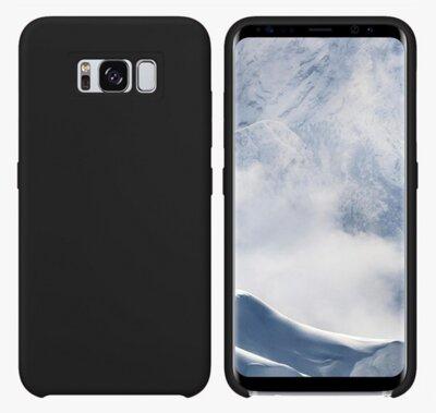 Чохол Intaleo Velvet для Samsung Galaxy S8+ G955 Black 1
