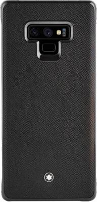 Чехол Montblanc Black для Galaxy Note 9 N960 1
