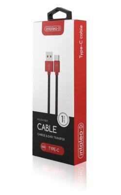 Кабель Intaleo CBGPLT1 USB Type-C 1м Red 3