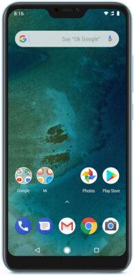 Смартфон Xiaomi Mi A2 Lite 3/32GB Blue 1