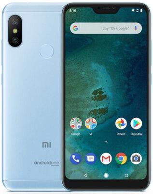 Смартфон Xiaomi Mi A2 Lite 3/32GB Blue 2