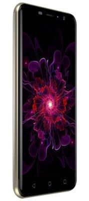 Смартфон Nomi i5001 EVO M3 Go Gold 1