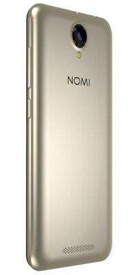 Смартфон Nomi i5001 EVO M3 Go Gold 2