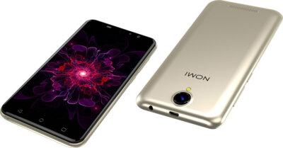 Смартфон Nomi i5001 EVO M3 Go Gold 6