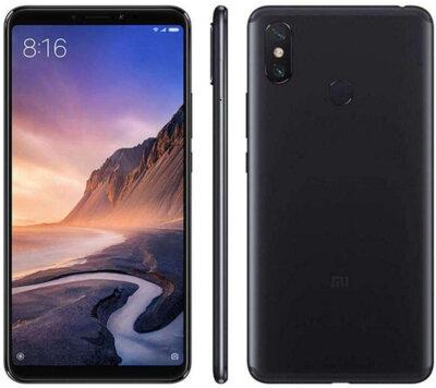 Смартфон Xiaomi Mi Max 3 4/64GB Black 3