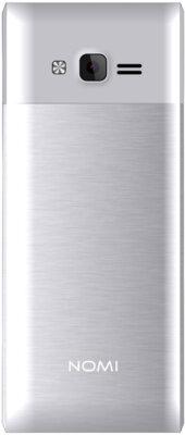 Мобильный телефон Nomi i247 Silver 2