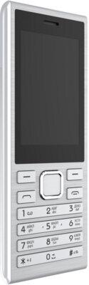 Мобильный телефон Nomi i247 Silver 3