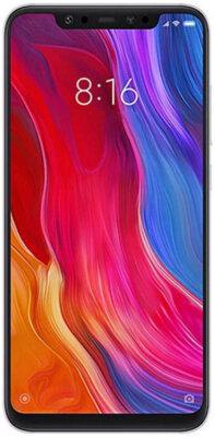 Смартфон Xiaomi Mi8 6/128GB White 1