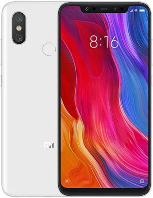 Смартфон Xiaomi Mi8 6/64GB White 2