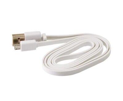 Кабель E-Power MicroUSB EP102DC-M White 1