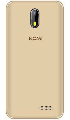 Смартфон Nomi i4500 Beat M1 Gold 2