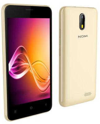 Смартфон Nomi i4500 Beat M1 Gold 3