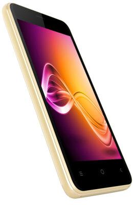 Смартфон Nomi i4500 Beat M1 Gold 4