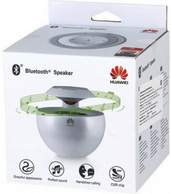 Портативна колонка Huawei Bluetooth Speaker AM08 White 5