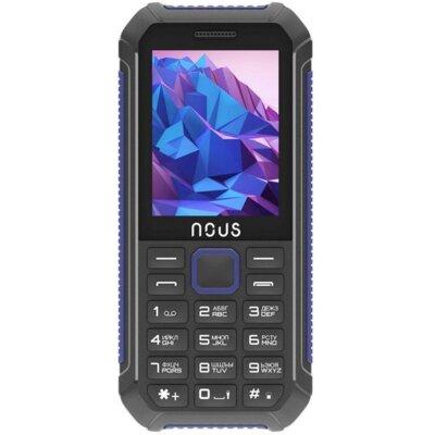 Мобільний телефон Nous Hardy NS 2414 Black Blue 1