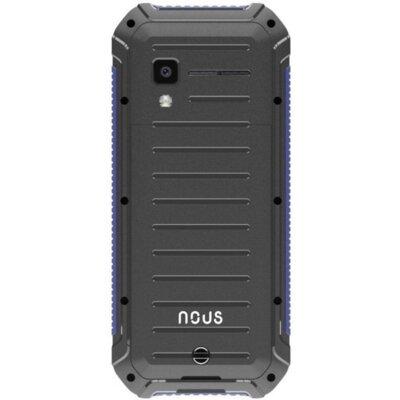 Мобільний телефон Nous Hardy NS 2414 Black Blue 3