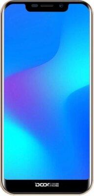 Смартфон Doogee X70 Gold 1